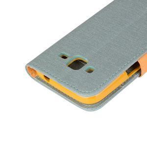 Covers puzdro pre mobil Samsung Galaxy Core Prime - svetlomodré - 6