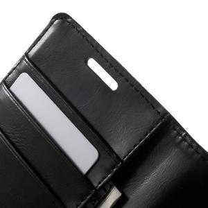 Moonleather PU kožené puzdro pre Samsung Galaxy Core Prime - čierne - 6