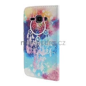 Zapínací puzdro pre Samsung Galaxy J1 - snívanie - 6