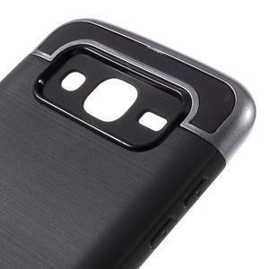 Odolný obal na mobil Samsung Galaxy J5 - šedý - 6