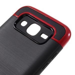 Odolný obal na mobil Samsung Galaxy J5 - červený - 6