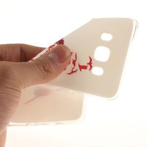 Gelový obal na mobil Samsung Galaxy J5 (2016) - peříčko - 6