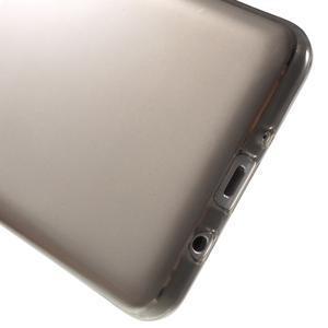Ultratenký slim gélový obal pre Samsung Galaxy J5 (2016) - šedý - 6