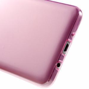Ultratenký slim gelový obal na Samsung Galaxy J5 (2016) - růžový - 6