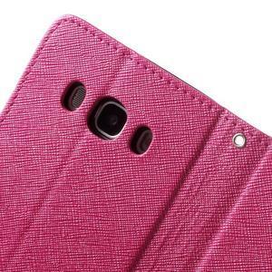 Routy PU kožené pouzdro na Samsung Galaxy J5 (2016) - rose - 6