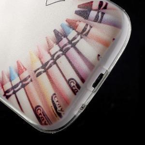 Ultratenký gelový obal na mobil Samsung Galaxy S3 - smile - 6