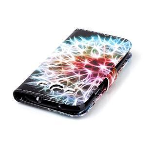 Emotive peněženkové pouzdro na Samsung Galaxy S3 - odkvetlá pampeliška - 6