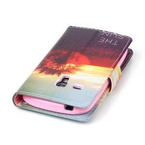 Emotive puzdro pre mobil Samsung Galaxy S3 mini - východ slnka - 6