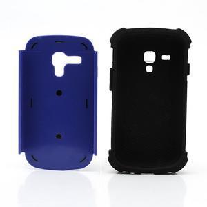 Outdoor odolný obal na mobil Samsung Galaxy S3 mini - fialový - 6