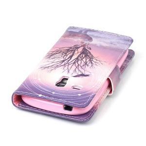 Emotive puzdro pre mobil Samsung Galaxy S3 mini - mystický jelen - 6