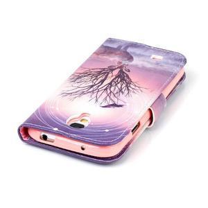 Emotive peňaženkové puzdro pre Samsung Galaxy S4 mini - mystický jelen - 6