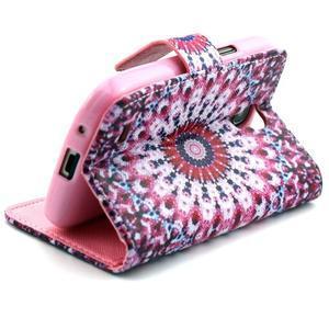 Puzdro na mobil Samsung Galaxy S4 mini - kaleidoskop - 6