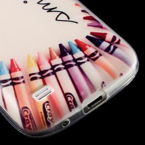 Gélový obal pre mobil Samsung Galaxy S4 mini - život je krásný - 6
