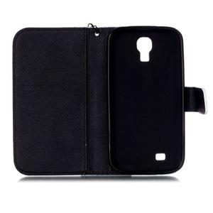 Diary peňaženkové puzdro pre mobil Samsung Galaxy S4 mini - dream - 6