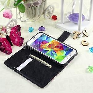 Ochranné pouzdro na mobil Samsung Galaxy S5 - motýlci - 6