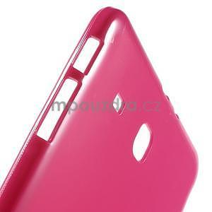Gélový obal na tablet Samsung Galaxy Tab E 9.6 - rose - 6