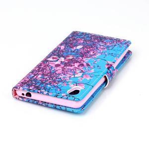 Emotive pouzdro na mobil Sony Xperia M4 Aqua - kvetoucí strom - 6