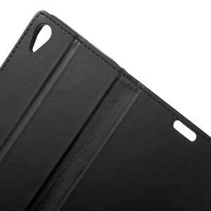 Puzdro pre mobil Sony Xperia X Performance - čierne - 6