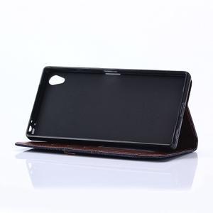 Jeans peněženkové pouzdro na mobil Sony Xperia XA - tmavěmodré - 6