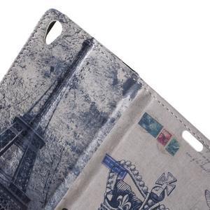 Emotive puzdro pre mobil Sony Xperia XA - koruna a motýľ - 6