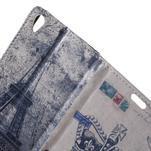 Emotive puzdro pre mobil Sony Xperia XA - koruna a motýľ - 6/7