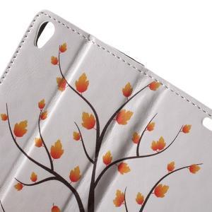 Emotive puzdro pre mobil Sony Xperia XA - jesenné strom - 6