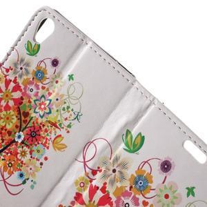Emotive puzdro pre mobil Sony Xperia XA - strom šťastie - 6