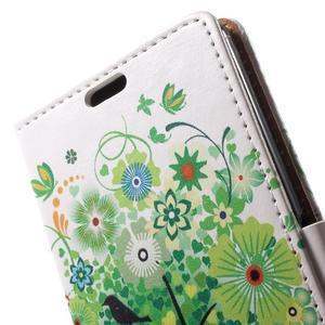 Emotive puzdro pre mobil Sony Xperia XA - zelený strom - 6