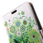 Emotive pouzdro na mobil Sony Xperia XA - zelený strom - 6/7