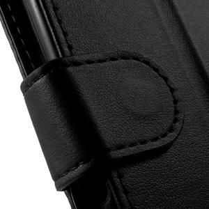 Cardy puzdro pre mobil Sony Xperia XA - čierne - 6