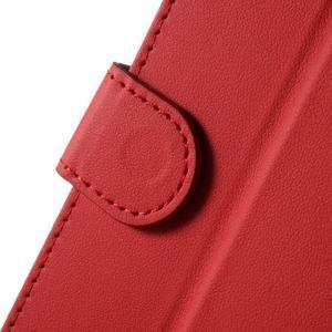Cardy pouzdro na mobil Sony Xperia XA - červené - 6