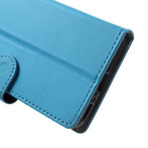 Cardy pouzdro na mobil Sony Xperia XA - modré - 6