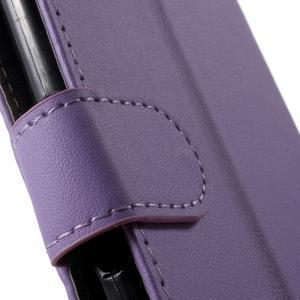 Cardy puzdro pre mobil Sony Xperia XA - fialové - 6