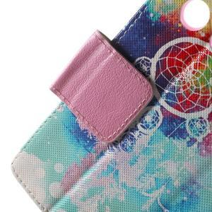 Pictu peněženkové pouzdro na Sony Xperia Z3 Compact - dream - 6