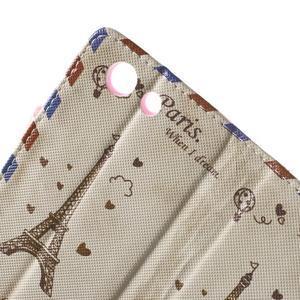 Pictu Peňaženkové puzdro pre Sony Xperia Z3 Compact - Eiffelova veža - 6