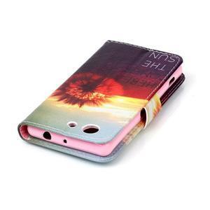 Emotive knížkové pouzdro na Sony Xperia Z3 Compact - východ slunce - 6