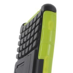 Odolný ochranný kryt na Sony Xperia Z3 Compact - zelený - 6