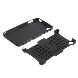 Outdoor ochranný kryt pre mobil Sony Xperia Z3 - čierny - 6