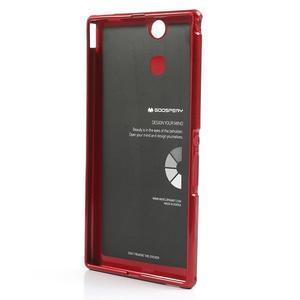 JellyGospery gélový obal pre mobil Sony Xperia Z Ultra - vínový - 6