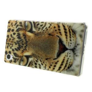 Emotive gélový obal pre Sony Xperia Z2 - leopard - 6
