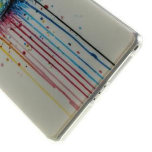 Emotive gélový obal pre Sony Xperia Z2 - farebné oko - 6