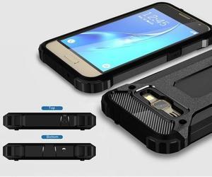 Armory odolný obal pre mobil Samsung Galaxy J1 (2016) - čierný - 6
