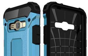 Armory odolný obal na mobil Samsung Galaxy J1 (2016) - modrý - 6