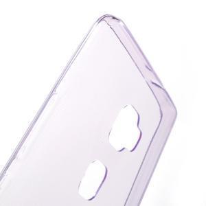 Ultratenký gelový obal na mobil Huawei Mate S - fialový - 6