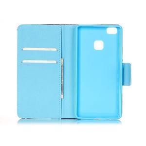 Patter PU kožené puzdro na mobil Huawei P9 Lite - neprestávaj snívať - 6