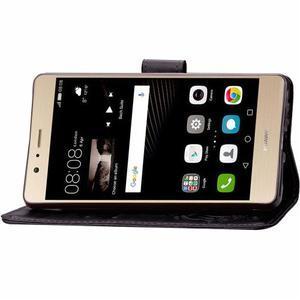 Cloverleaf penženkové puzdro na Huawei P9 Lite - čierne - 6