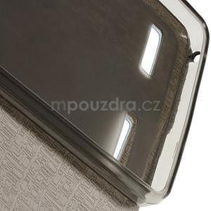 Klopové puzdro na Lenovo A6000 - tyrkysové - 6