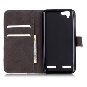 Knížkové puzdro pre mobil Lenovo Vibe K5 / K5 Plus - lapač snov - 6