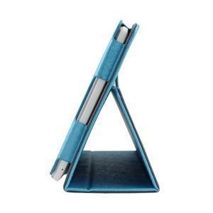 Safe polohovatelné puzdro pre Lenovo Tab 2 A8-50 - modré - 6
