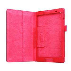 Dvojpolohové puzdro pre tablet Lenovo Tab 2 A8-50 - červené - 6